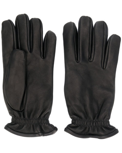 Handschuhe aus gekörntem Leder