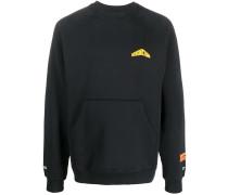 Sweatshirt mit Vordertasche