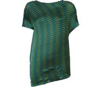 - Plissiertes T-Shirt - women - Polyester - 2