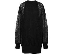 Pulloverkleid mit Spitze - women
