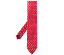 seal print tie