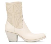 Cowboy-Stiefel aus Leder - women - Leder - 37.5