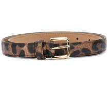 - Gürtel mit Leoparden-Print - women