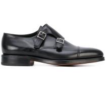 Derby-Schuhe mit Schnalle - men - Leder - 9.5