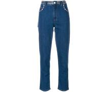 Jeans mit Verzierungen