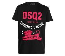 T-Shirt mit grafischem Print
