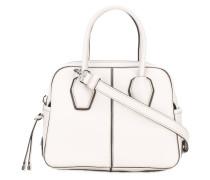 Handtasche mit Noppen - women - Leder/Polyester