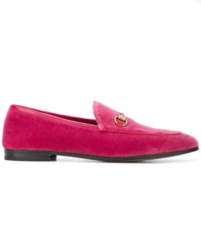 'Princetown' Loafer aus Samt