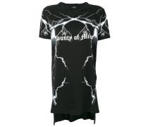 T-Shirt mit Blitzmotiv