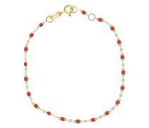 18kt yellow  Classic Gigi ruby beaded bracelet