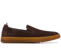 'Key' Loafer mit runder Kappe