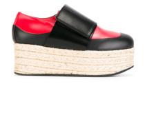 - Loafer in Espadrille-Detail - women