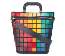 Große 'Pixels' Handtasche