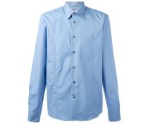 Hemd mit asymmetrischer Tasche - men