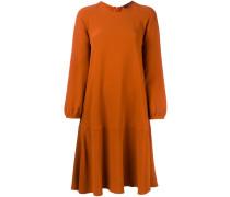 Langes Kleid in A-Linie