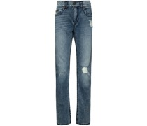 Gerade 'Rocco' Distressed-Jeans