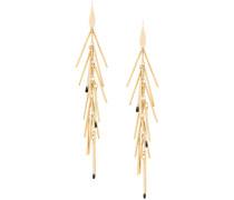 long spike earring
