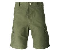 Shorts mit Oversized-Gesäßtasche