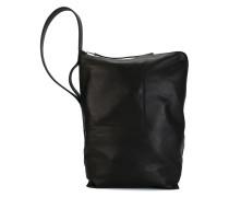 Bucket-Bag aus Kalbsleder