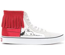 x Peanuts Sk8-Hi Moc Sneakers