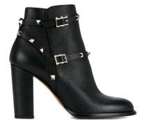 'Rockstud' ankle boots