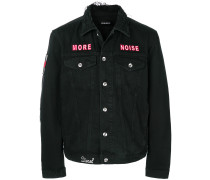 More Noise denim jacket