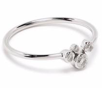 14kt white gold Elena diamond ring
