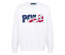 'Magic' Sweatshirt mit Patch