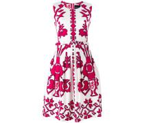 Kleid mit Print - women - Baumwolle/Elastan - 6