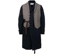 Mantel mit Westendetail