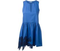 P.A.R.O.S.H. Kleid mit Häkelbesatz