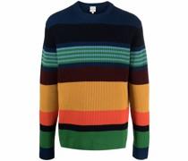 Pullover mit Artist Stripe-Muster