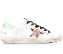 Sneakers im Distressed-Look