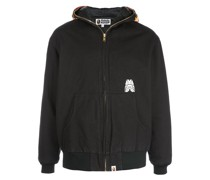 A BATHING APE® 'Tiger Work' Kapuzenjacke