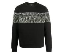Sweatshirt mit Camouflagemuster