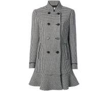 Mantel mit Vichy-Karomuster