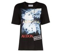 T-Shirt mit Donatella-Print