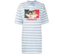 T-Shirtkleid mit grafischem Print