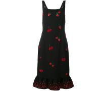 - Kleid mit Beeren-Applikationen - women