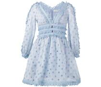'Winsome' Kleid mit Ösen - women - Baumwolle - 6