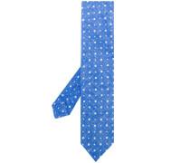 Krawatte mit Quadrat-Print
