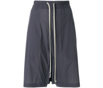 Knielange Baggy-Shorts