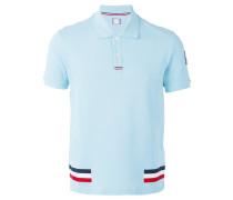 Poloshirt mit dreifarbigen Streifen - men