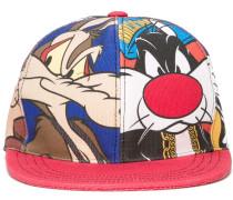 Baseballkappe mit Looney Tunes-Print
