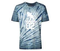 T-Shirt mit Batikmuster - men - Baumwolle - XXL
