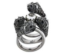 double wrap feline ring