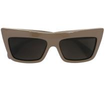 Sonnenbrille mit quadratischem Gestell - women