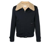 cutaway collar jacket