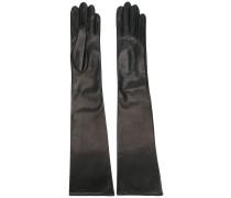 Lange Lederhandschuhe - women - Lammleder - 7