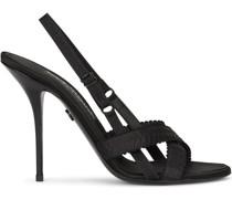 Sandalen mit Riemen 105mm